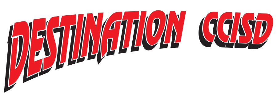 Destination CCISD logo